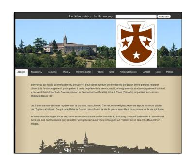 Le Monastère du Brousey